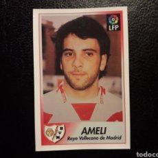 Cromos de Fútbol: AMELI RAYO VALLECANO N° 186 BOLLYCAO 1996-1997 96-97. SIN PEGAR. VER FOTOS. PEDIDO MÍNIMO 3 €.. Lote 277305578