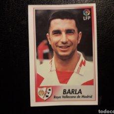 Cromos de Fútbol: BARLA RAYO VALLECANO N° 192 BOLLYCAO 1996-1997 96-97. SIN PEGAR. VER FOTOS. PEDIDO MÍNIMO 3 €.. Lote 277305608