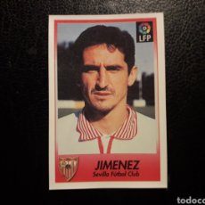 Cromos de Fútbol: JIMÉNEZ SEVILLA N° 212 BOLLYCAO 1996-1997 96-97. SIN PEGAR. VER FOTOS. PEDIDO MÍNIMO 3 €.. Lote 277305633