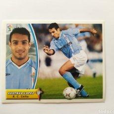 Cromos de Fútbol: LIGA ESTE 2003 2004 03 04 PANINI GUSTAVO LÓPEZ CELTA VIGO. Lote 277305943