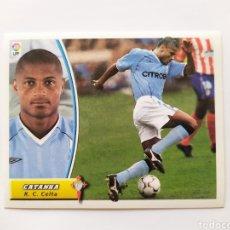 Cromos de Fútbol: LIGA ESTE 2003 2004 03 04 PANINI CATANHA CELTA VIGO. Lote 277306018