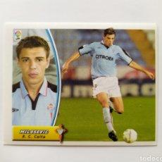 Cromos de Fútbol: LIGA ESTE 2003 2004 03 04 PANINI MILOSEVIC FICHAJE N° 29 CELTA VIGO. Lote 277306028