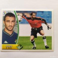Cromos de Fútbol: LIGA ESTE 2003 2004 03 04 PANINI PRATS REAL BETIS. Lote 277306103