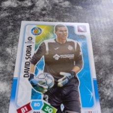 Cromos de Fútbol: CROMO ADRENALYN 2019-2020 DAVID SORIA N°145. Lote 277308403