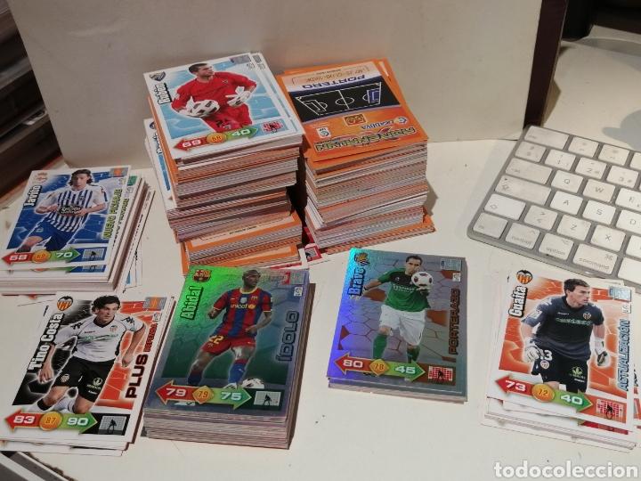 462 CARDS ADRENALYN 10 11 BASICOS NUEVO FICHAJE IDOLO PORTERAZO ACTUALIZACION Y PLUS DEFENSA (Coleccionismo Deportivo - Álbumes y Cromos de Deportes - Cromos de Fútbol)