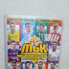 Cromos de Fútbol: LOTE DE 286 CROMOS MEGACRACKS 2016-2017 + ARCHIVADOR + 1 MESSI ( TOTAL 287 CROMOS ). Lote 277606383