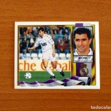 Cromos de Fútbol: REAL MADRID - MICHEL - EDICIONES ESTE 1995-1996, 95-96 - NUNCA PEGADO. Lote 277635873