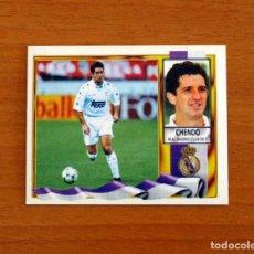 Cromos de Fútbol: REAL MADRID - CHENDO - EDICIONES ESTE 1995-1996, 95-96 - NUNCA PEGADO. Lote 277636498