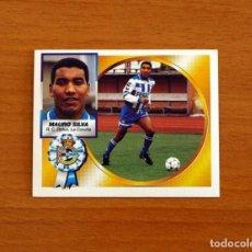 Cromos de Fútbol: DEPORTIVO LA CORUÑA - MAURO SILVA - EDICIONES ESTE 1994-1995, 94-95 - NUNCA PEGADO. Lote 277637108