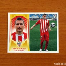 Cromos de Fútbol: ALMERÍA - ALEX QUILLO - COLOCA - LIGA 2009-2010, 09-10 - EDICIONES ESTE - NUNCA PEGADO. Lote 277712713