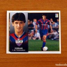Cromos de Fútbol: EXTREMADURA - FERRARI - FICHAJE Nº 31 - EDICIONES ESTE 1998-1999, 98-99 - NUNCA PEGADO. Lote 277712908