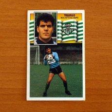 Cromos de Fútbol: BETIS - TRUJILLO - EDICIONES ESTE 1990-1991, 90-91 - NUNCA PEGADO. Lote 277713803
