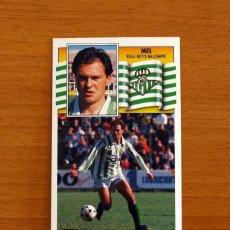 Cromos de Fútbol: BETIS - MEL - EDICIONES ESTE 1990-1991, 90-91 - NUNCA PEGADO. Lote 277714153