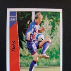 Cromos de Fútbol: 654 DEHÚ - ÚLTIMA HORA II - ROOKIE DEL LEVANTE U.D. - MUNDICROMO 2007. Lote 277728663