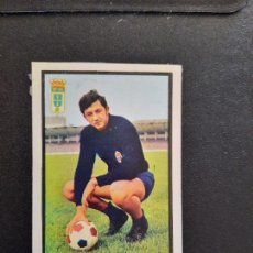 Cromos de Fútbol: MANOLIN OVIEDO FHER 1972 1973 CROMO FUTBOL LIGA 72 73 - DESPEGADO - 1319. Lote 277728868