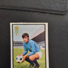 Cromos de Fútbol: CARRETE OVIEDO FHER 1972 1973 CROMO FUTBOL LIGA 72 73 - DESPEGADO - 1320. Lote 277728908