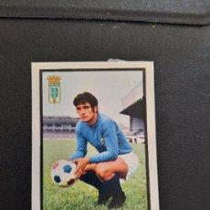 Cromos de Fútbol: TENSI OVIEDO FHER 1972 1973 CROMO FUTBOL LIGA 72 73 - DESPEGADO - 1321. Lote 277728958