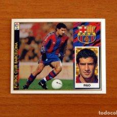 Cromos de Fútbol: FÚTBOL CLUB BARCELONA - FIGO - EDICIONES ESTE 1997-1998, 97-98 - NUNCA PEGADO. Lote 277729778