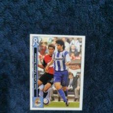 Cromos de Fútbol: FICHAS LIGA MUNDICROMO 2005-2006- Nº 207 VALERÓN DEPORTIVO LA CORUÑA. Lote 277764463