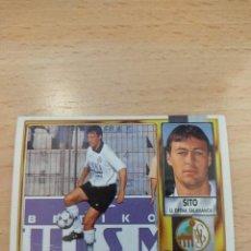 Cromos de Fútbol: CROMO 95/96 LIGA ESTE. SITO. SALAMANCA. NUNCA PEGADO.. Lote 277846858