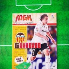 Cromos de Fútbol: CROMO FUTBOL MEGACRACKS LIGA 13 14 PANINI 2013 2014 MEGA CRACKS VALENCIA CF 317 GUARDADO. Lote 277855033