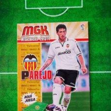 Cromos de Fútbol: CROMO FUTBOL MEGACRACKS LIGA 13 14 PANINI 2013 2014 MEGA CRACKS VALENCIA CF 318 PAREJO. Lote 277855063