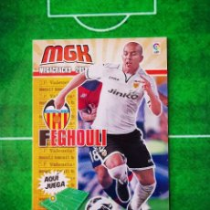 Cromos de Fútbol: CROMO FUTBOL MEGACRACKS LIGA 13 14 PANINI 2013 2014 MEGA CRACKS VALENCIA CF 321 FEGHOULI. Lote 277855133
