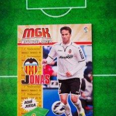 Cromos de Fútbol: CROMO FUTBOL MEGACRACKS LIGA 13 14 PANINI 2013 2014 MEGA CRACKS VALENCIA CF 324 JONAS. Lote 277855248