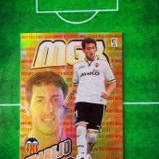 Cromos de Fútbol: CROMO FUTBOL MEGACRACKS LIGA 13 14 PANINI 2013 2014 MEGA HEROES VALENCIA CF 374 PAREJO. Lote 277855283