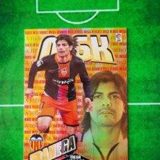 Cromos de Fútbol: CROMO FUTBOL MEGACRACKS LIGA 13 14 PANINI 2013 2014 MEGA HEROES VALENCIA CF 377 BANEGA. Lote 277855293
