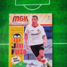 Cromos de Fútbol: CROMO FUTBOL MEGACRACKS LIGA 13 14 PANINI 2013 2014 MEGA CRACKS VALENCIA CF 464 JAVI FUEGO FICHAJE. Lote 277855323
