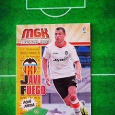 Cromos de Fútbol: CROMO FUTBOL MEGACRACKS LIGA 13 14 PANINI 2013 2014 MEGA CRACKS VALENCIA CF 464 JAVI FUEGO FICHAJE. Lote 277855333
