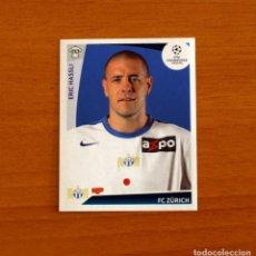 Cromos de Fútbol: ZÜRICH -Nº 207, ERIC HASSLI -UEFA CHAMPIONS LEAGUE 2009-2010, 09-10 PANINI -NUNCA PEGADO. Lote 278170038