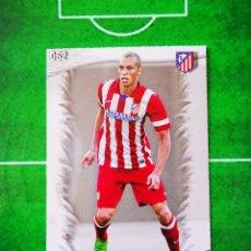 Cromos de Fútbol: CROMO FUTBOL 13 14 MUNDICROMO FICHAS QUIZ LIGA 2013 2014 ATLETICO DE MADRID 62 MIRANDA. Lote 278234563