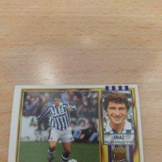 Cromos de Fútbol: CROMO 95/96 LIGA ESTE. IMAZ. REAL SOCIEDAD. NUNCA PEGADO.. Lote 278278163