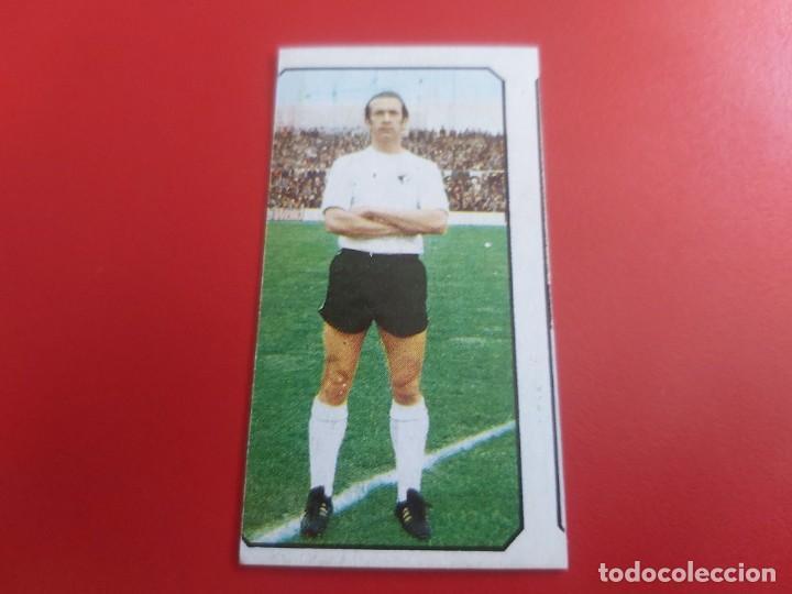 LIGA 1977 1978 77 78 COLECCIONES ESTE CROMOS FUTBOL AGUILERA-BURGOS DESPEGADO (Coleccionismo Deportivo - Álbumes y Cromos de Deportes - Cromos de Fútbol)