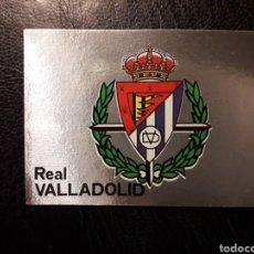 Cromos de Fútbol: ESCUDO VALLADOLID N° 164 SIN PEGAR ÁLBUM PREMIO MAGA 1983-1984 83-84. PEDIDO MÍNIMO 3€. FOTOS. Lote 278436983