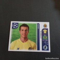 Cromos de Fútbol: NILMAR VILLARREAL PANINI CHAMPIONS LEAGUE 11 12 CROMO FUTBOL 2011 2012 - SIN PEGAR - 38. Lote 278452208