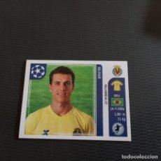 Cromos de Fútbol: NILMAR VILLARREAL PANINI CHAMPIONS LEAGUE 11 12 CROMO FUTBOL 2011 2012 - SIN PEGAR - 38 C. Lote 278452238