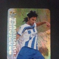 Cromos de Fútbol: 736 JUAN RODRÍGUEZ (TOP PLATINUM JASPEADO) - R.C. DEPORTIVO LA CORUÑA - MUNDICROMO 2007. Lote 278454358