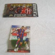 Cromos de Fútbol: LOTE MUNDICROMO 2008 2009 788 IBORRA PLATINUM. Lote 278454393
