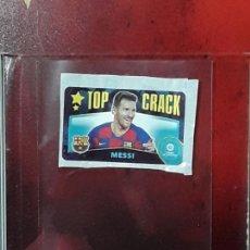 Cromos de Fútbol: LIGA ESTE 2020 2021 SANTANDER 20 21 CHICLES PANINI FUTBOL N BARCELONA TOP CRACK LIONEL MESSI. Lote 278641653