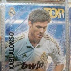 Cromos de Fútbol: 6 XABI ALONSO (REAL MADRID) LIMITED EDITION TOP 11 - MUNDICROMO 2012 2013. Lote 278703958