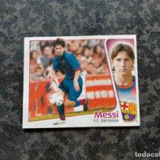 Cromos de Fútbol: LEO MESSI BARCELONA ROOKIE EDICIONES ESTE AÑO 2004 NUEVO. Lote 278754728