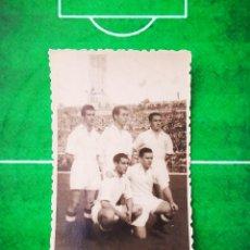 Cromos de Fútbol: ANTIGUO CROMO FUTBOL FOTOGRAFIA COMERCIAL GOÑI CAMPEONATO DE LIGA REAL MADRID 75 CTS PAHIÑO MOLOWNY. Lote 279457808