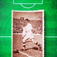 Cromos de Fútbol: ANTIGUO CROMO FUTBOL FOTOGRAFIA COMERCIAL GOÑI CAMPEONATO DE LIGA REAL MADRID 75 CTS VIDAL. Lote 279462608