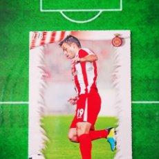 Cromos de Fútbol: CROMO FUTBOL 13 14 MUNDICROMO FICHAS QUIZ LIGA 2013 2014 GIRONA CF 778 FELIPE SANCHON. Lote 279553148