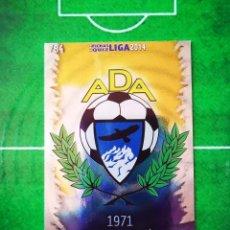 Cromos de Fútbol: CROMO FUTBOL 13 14 MUNDICROMO FICHAS QUIZ LIGA 2013 2014 AD ALCORCON 784 ESCUDO. Lote 279553463