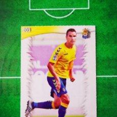 Cromos de Fútbol: CROMO FUTBOL 13 14 MUNDICROMO FICHAS QUIZ LIGA 2013 2014 UD LAS PALMAS 809 ANGEL. Lote 279555298