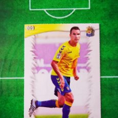 Cromos de Fútbol: CROMO FUTBOL 13 14 MUNDICROMO FICHAS QUIZ LIGA 2013 2014 UD LAS PALMAS 809 ANGEL. Lote 279555308